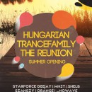 ★ HUNGARIAN TRANCE FAMILY THE REUNION SUMMER OPENING @ BUDAPEST HOUSE BAR 2018-MÁJUS 12.★